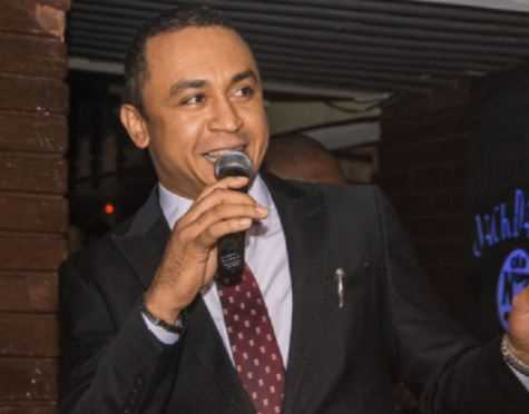 Femi Aribisala listed out those that are scared of Daddy-Freeze