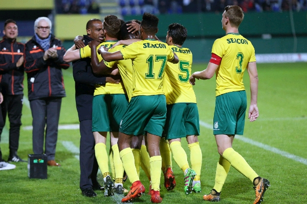 Oliseh Records 20th Win With Fortuna Sittard