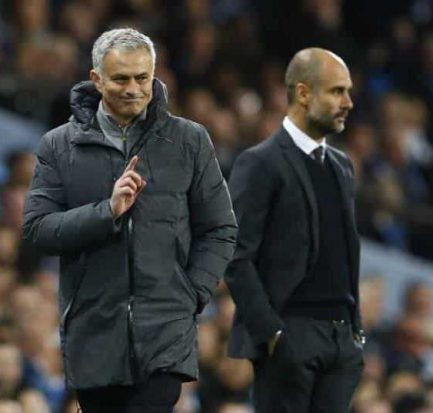 Guardiola Mourinho is my twin.