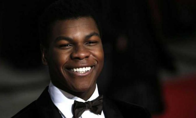 John Boyega Says He is Stuck in Atlanta due to the severe winter weather.