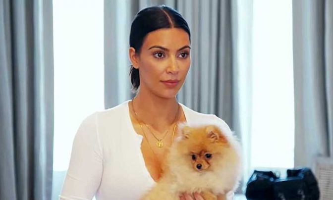 kim kardashian has allegedly forbidden her surrogate from her xmas party