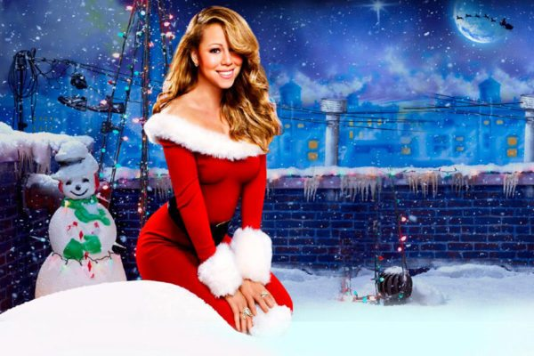 mariah careys 23 year old single all i want for christmas is you tops youtube christmas chats with over 100 million views - All I Want For Christmas Youtube