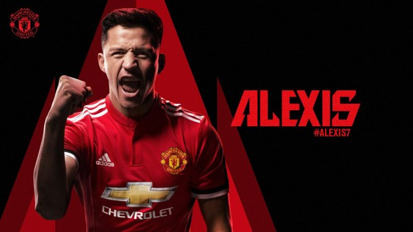 ec00468ddbf Alexis Sanchez gives meaning to Manchester United number 7 jersey ...