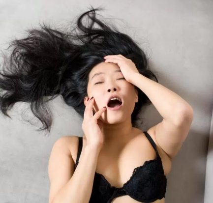 OH MY! One in three women can orgasm just by touching this part of the body – and it's NOT down there
