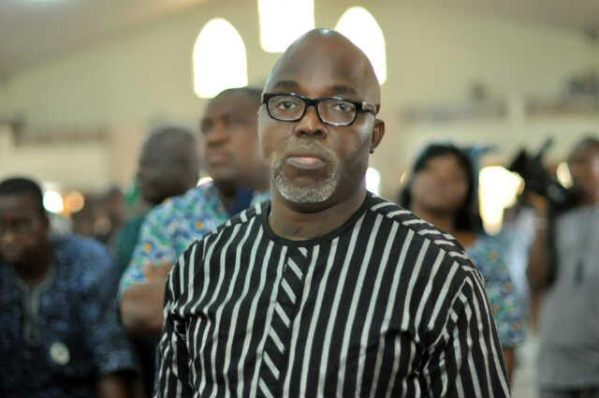 Taiwo Ogunjobi: Just In: Amaju Pinnick Re-elected As NFF President