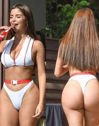 Demi Rose killer curves