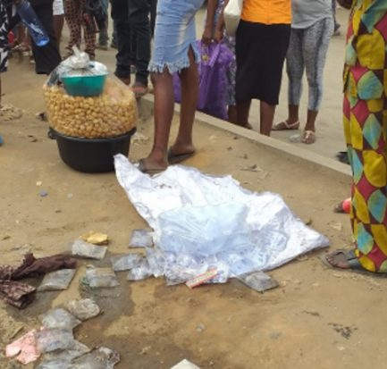 Tipper killed a mother and child in Oshodi