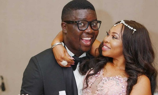 Seyi Law broke up with his wife