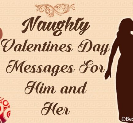Sweet Valentine messages for her.