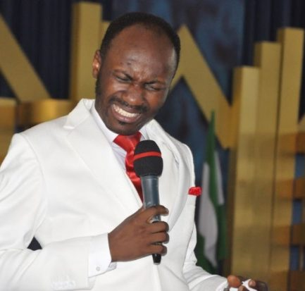Apostle Johnson Suleman is suffering from cognitive dissonance. Fact!