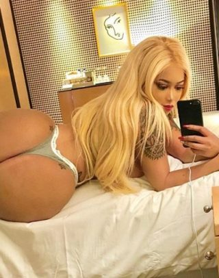 Vera Sidika attempts to break the internet