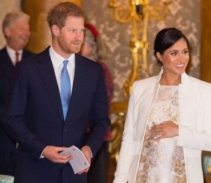 Meghan Markle put to bed