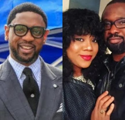 Stella Damasus's husband opens up on encounter with Biodun Fatoyinbo