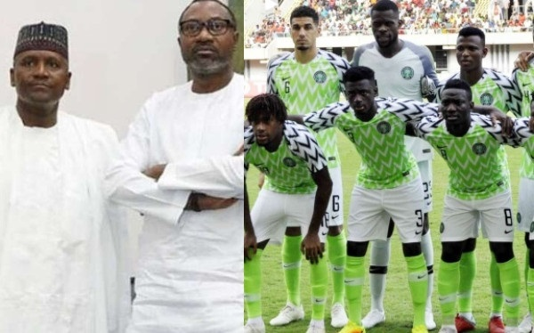 Otedola promises Super Eagles