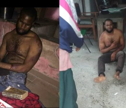 (FUTO) student apprehended, tried using fellow student for money ritual.