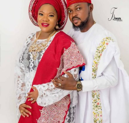 Naija breaking news Toyin Abraham Remarries