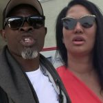 Djimon Hounsou and Kimora Lee Simmons are now locked in a bitter custody fight