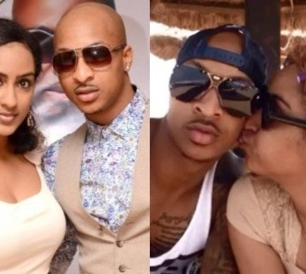 Juliet Ibrahim hinted she had a 'fling' with IK Ogbonna (video)