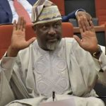 VIDEO!.– DINO MELAYE HAS JUST DECLARED THAT THIS LADY IS HIS WIFE