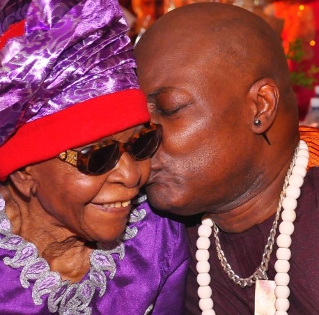 Charly Boy's mum dies