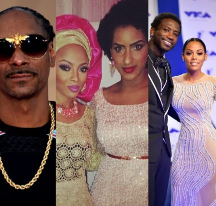 Snoop Dogg's encouraging women to stick with men
