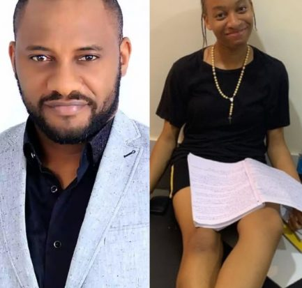 Yul Edochie celebrates his daughter, reveals he was broke when she was born