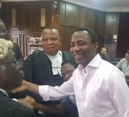 Sowore has met his bail conditions