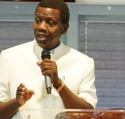 Pastor Adeboye said other of his Pastors are useless to win the world for God except Pastor Tony Rapu.