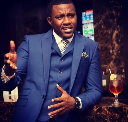 Since most men have side chicks it make sense to legalise polygamy in Ghana: John Dumelo.