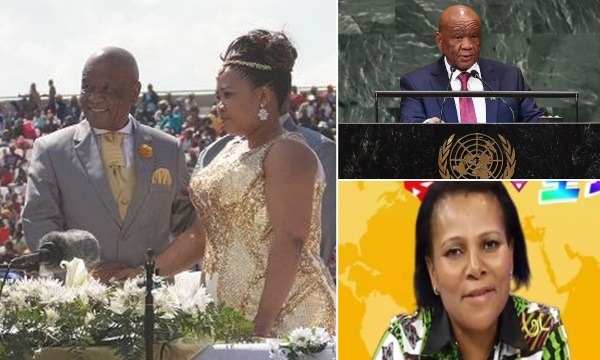 Lesotho's Prime Minister for questioning over the death of his second wife who was murdered weeks before he remarried