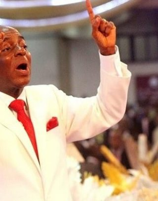 Nigerians react as Bishop Oyedepo dismisses his church's senior officials for looting the treasury
