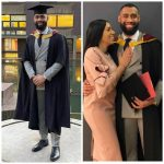 Popular Lagos pastor, Paul Adefarasin of the House on the Rock church, and his wife, Ifeanyi, were in a celebratory mood on Monday January 20th as their son, Alvin, bagged a Masters degree in International Business with Merits from a foreign university. The proud mum shared photos from the graduation. See her post and more photos below... Lagos pastor, Paul adefarasin Lagos pastor, Paul adefarasin Lagos pastor, Paul adefarasinLagos pastor, Paul adefarasinLagos pastor, Paul adefarasin Lagos pastor, Paul adefarasinLagos pastor, Paul adefarasin