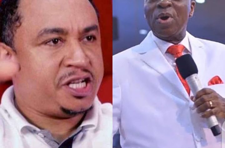 """Video of Daddy Freeze calling Bishop Oyedepo a """"bastard"""" and a """"bald headed  fowl"""" surface online - Newscastars"""